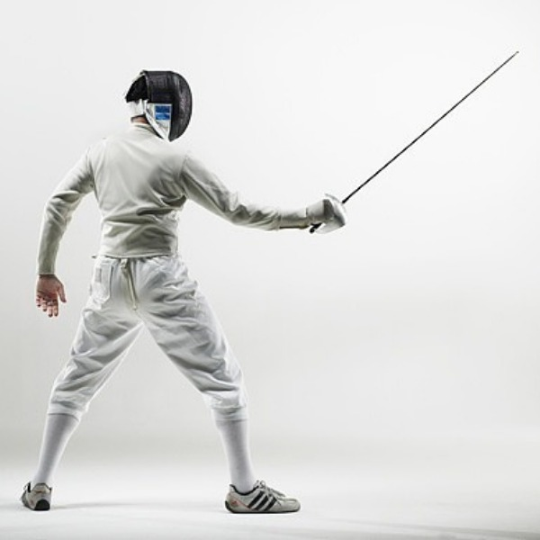You have to play fair in Foil Fencing