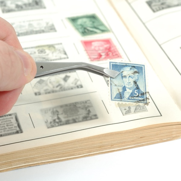 I Was Pleased to Find Out That Stamps Are Worth a Lot of Money - Who Knew!?