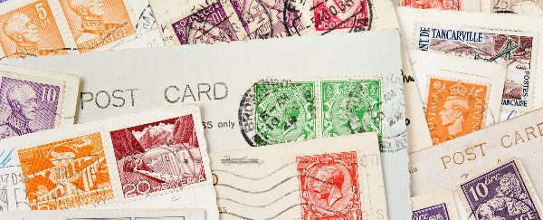 My Elaborate Stamp Collection All Started Through An Old Pen Pal of Mine