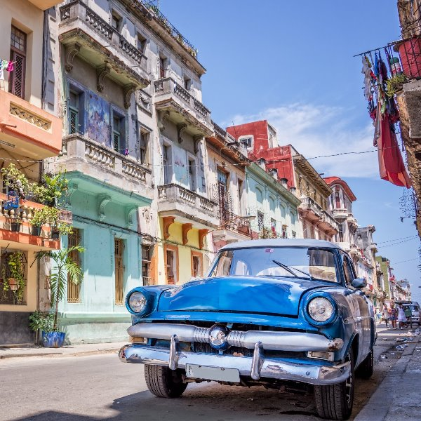 One of The Best Parts of Cuba Was the Assortment of All The Classic Cars