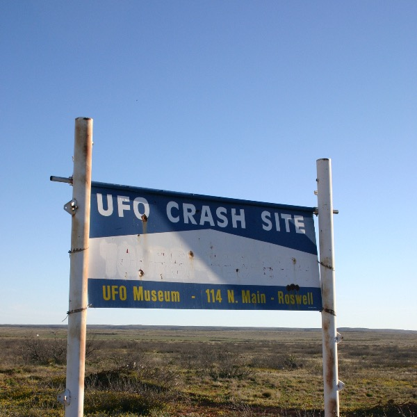 On My Trip To Roswell, New Mexico I Managed to Not Get Abducted By Aliens