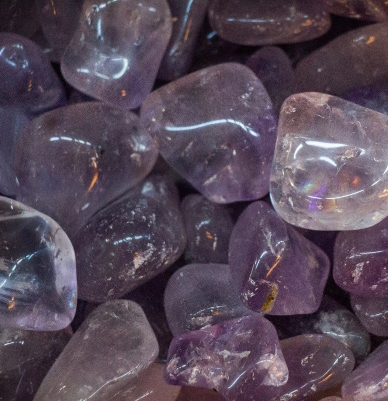 One of my all time favorite stones is the Amethyst stone.