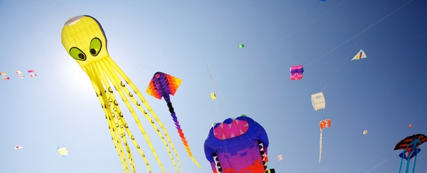 While Visiting Japan, I Accidentally Attended The Hamamatsu Kite Festival