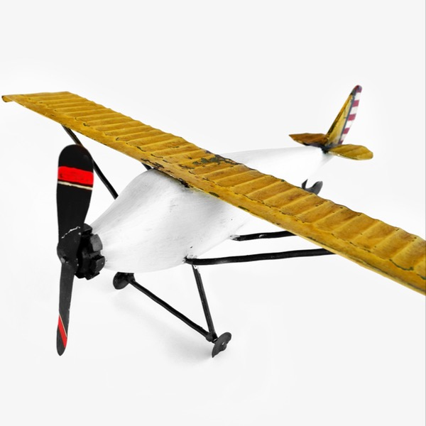 I Love Building Model Airplanes, But I Will Never Fly On A Real Airplane