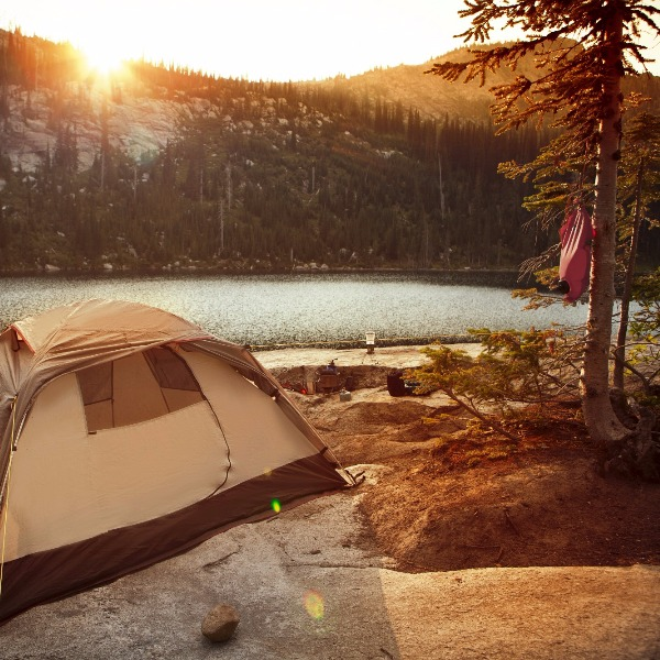 The Hysterical, Yet True Story of The Infamous Bear Scare Camping Trip