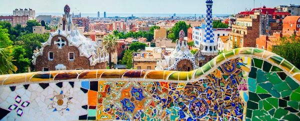 Our Gaudí Honeymoon; Taking a Trip to The Most Beautiful Place on Earth