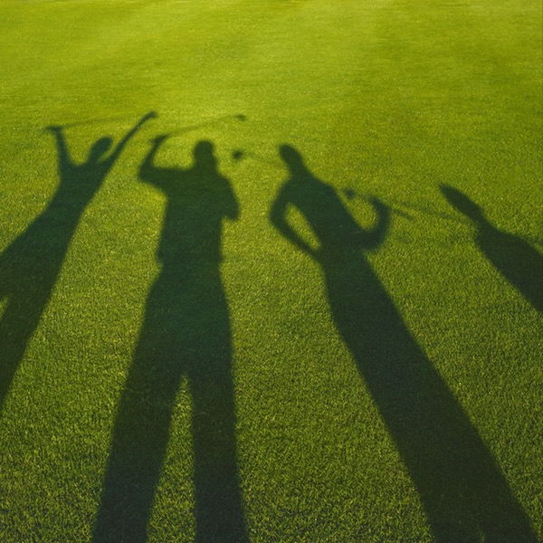Golfing with my Foursome Since College Days Fires UP Our Adrenaline