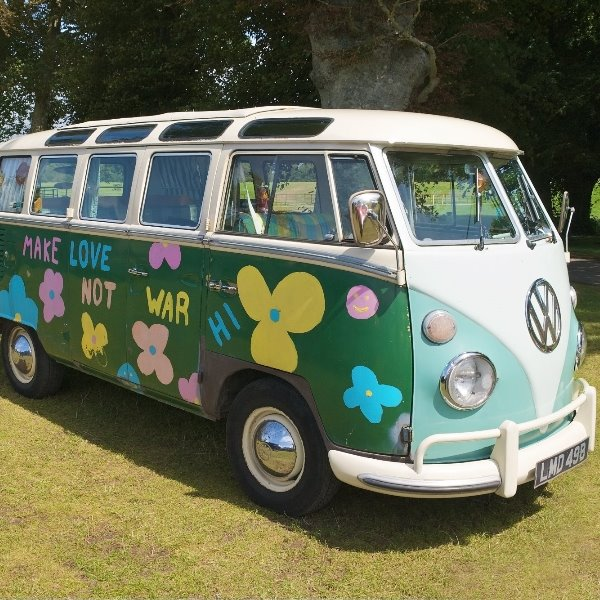 The Hippie Spirit is Alive and Well! Everybody Wants A Volkswagen Camper