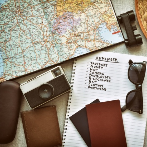 Vacation Checklist: Here's How To Not Leave Anything Behind