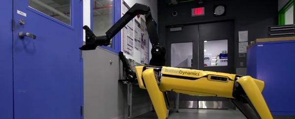 We Need To Befriend The Boston Dynamics Robots Before They Get Mad At Us