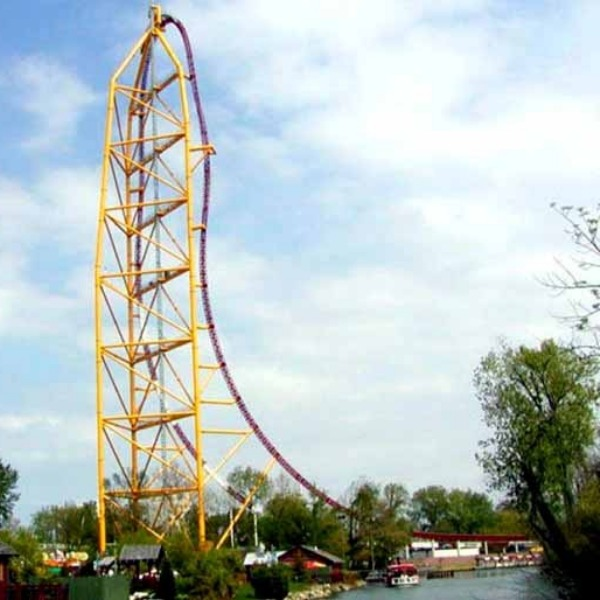 Top Thrill Dragster Is The King Of Coasters