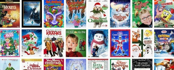 Things To Do While You're Watching That Holiday Movie Yet Again