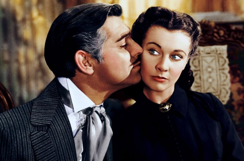 Shout out to Scarlett O'Hara