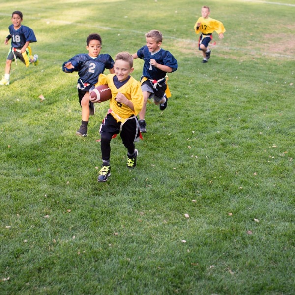 Pop Warner football continues to grow!