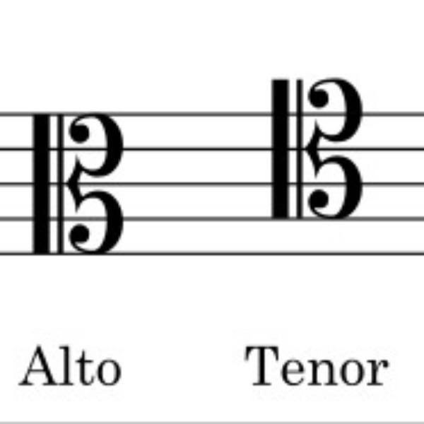Alto Clef Is Trash, And So Is Tenor Clef