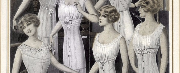 The Cyclical Nature of the Corset