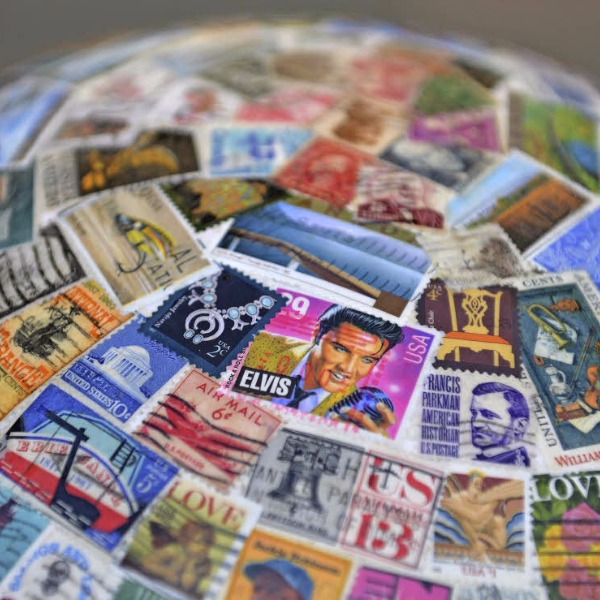 In Pursuit of Rare Stamps