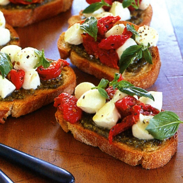 Can We Ditch Avocado Toast And Bring Back Bruschetta Please?