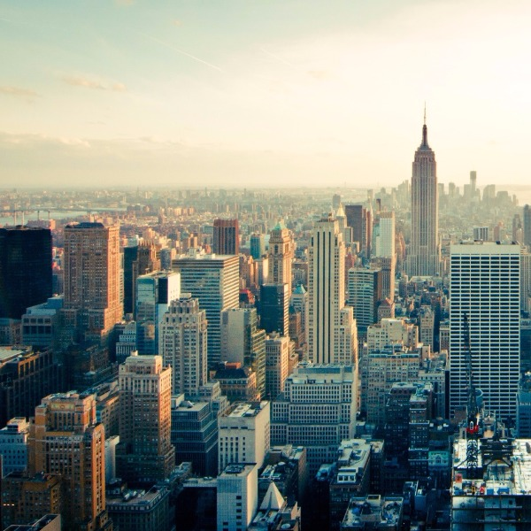 New York Architectural Styles Through a Los Angeles Lens