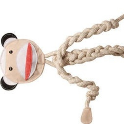 I like this rope toy, though.