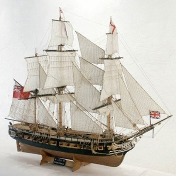 Model ship kits have gotten crazy expensive.