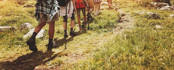 Trekking is not the same thing as hiking.