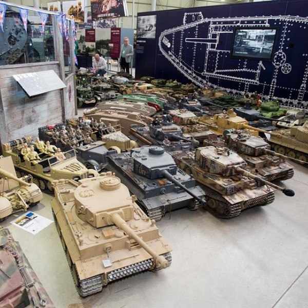 Building model tanks sounds like absolute torture.