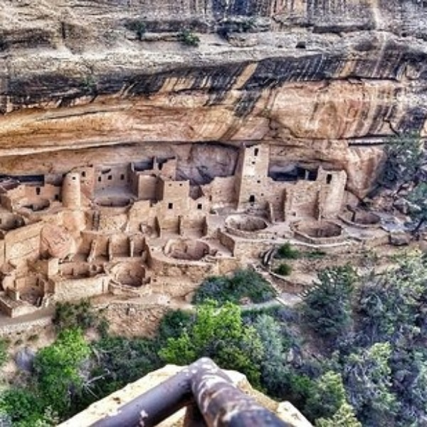 Soft Sandy Dunes And Ancient Cliff Dwellings In Colorado's National Parks
