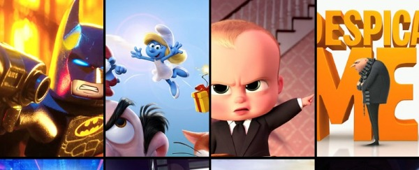Kids Cartoon Movies from 2017 And 2018: What To Watch And What to Skip