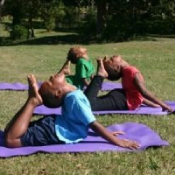 Power Yoga For The Whole Family