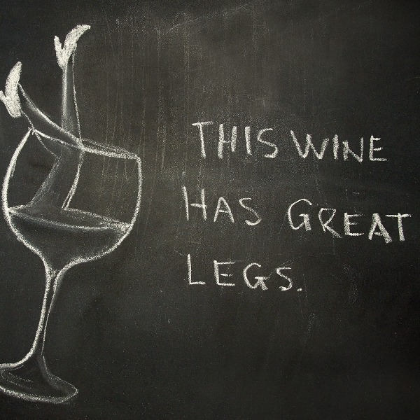So... What Are Wine Legs?