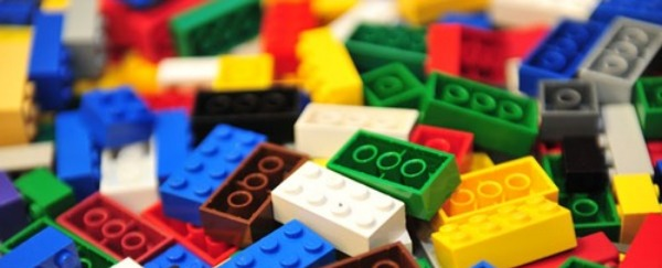 The curse of my kids' Legos.