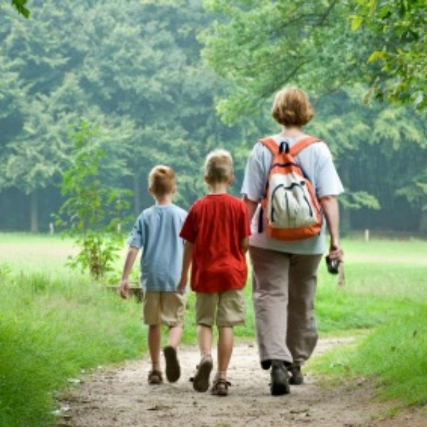 Hiking for kids: Always be prepared!