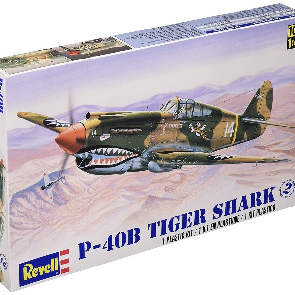 Plastic model kits are another great way to encourage building things.
