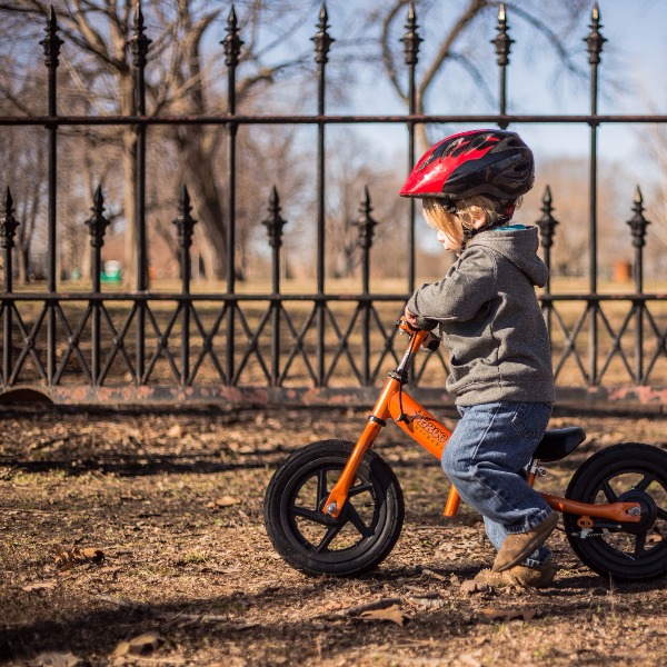 Many parents are saying goodbye pedals and hello balancing bikes