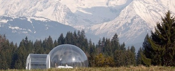 Bubble Tents Make For Great Optics But They're Not Practical