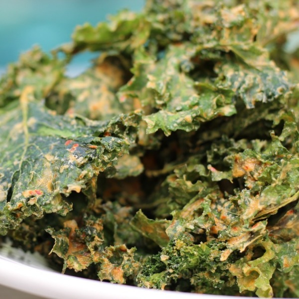 Impress The Ladies By Making Your Own Kale Chips