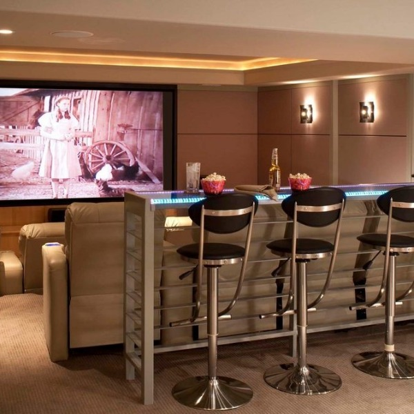 Go Top-Of-The-Line With Your Home Movie Theater - It's Worth It