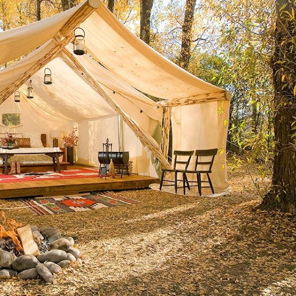 Glamping's Great But Can We Please Stop Calling It Glamping?
