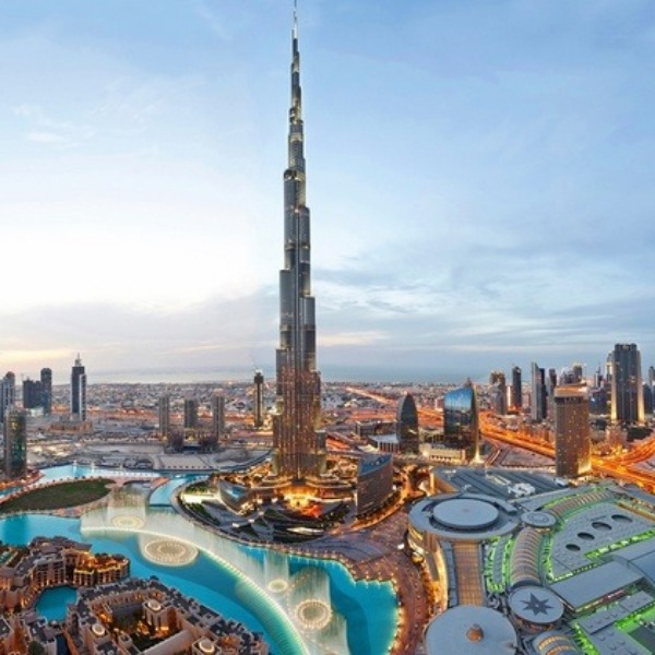 If You Want a Truly Over-The-Top Luxury Vacation, Try Dubai