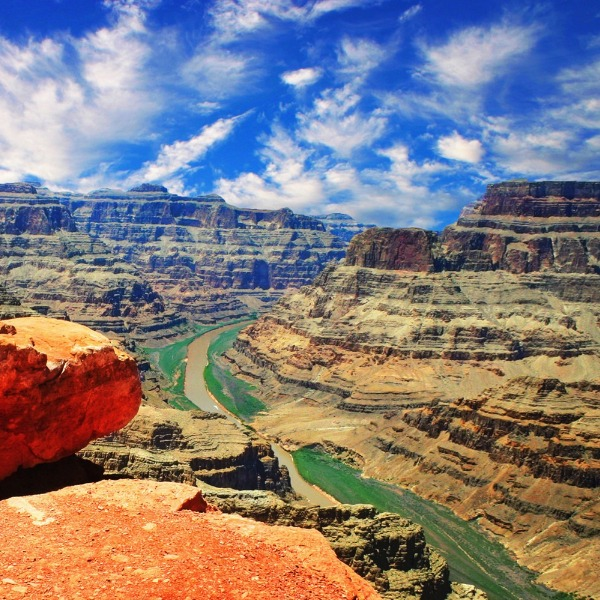 Grand Canyon Helicopter Tours Are A Deathwish. Use Your Legs Instead
