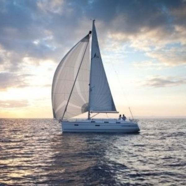 Sailing yachts are for introspection and reflection.