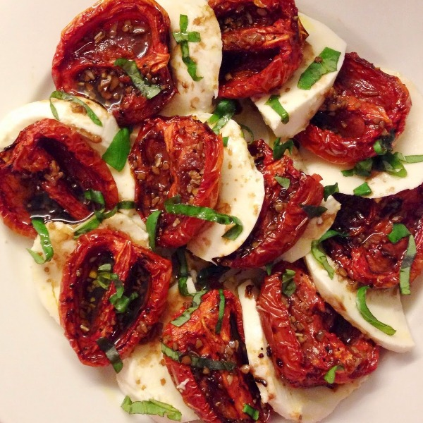 Clever But Simple Variations On Caprese Salad
