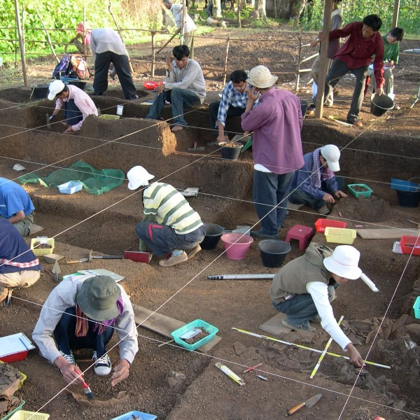 Volunteering On Archaeological Excavations