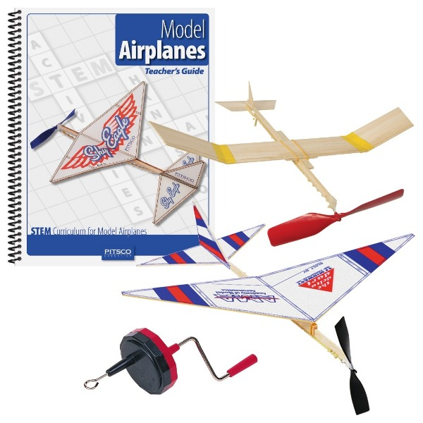 A Rubber Band Plane Is a Good Intro To Model Planes