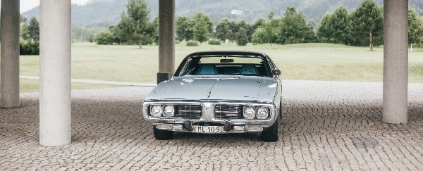 The greatest American classic car is the 69' Dodge Charger