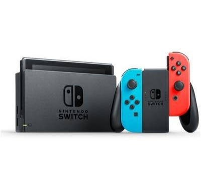 The new Nintendo Switch.