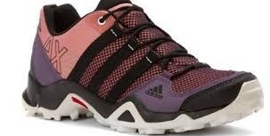 Pink and purple from Adidas.