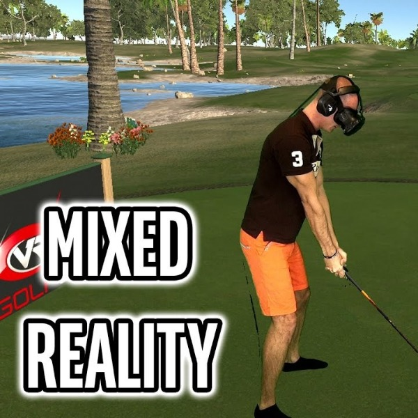 I Could See Golf Simulators Thriving In An AR/VR Future