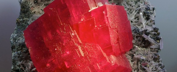 Rhodochrosite Is Too Pink To Be Believed. Looks Like Candy